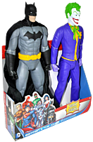 "Batman & Joker 20"" Action Figure 2-Pack"