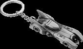 1989 Batmobile Pewter Keychain