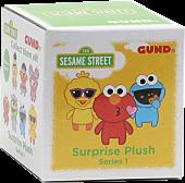"Sesame Street - Series 1 Blind Box Surprise 3"" Plush (Single Unit)   Popcultcha"