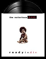 Notorious B.I.G. - Ready To Die 2xLP Vinyl Record