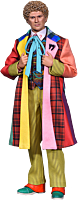 Doctor Who - Sixth Doctor 1/6th Scale Action Figure