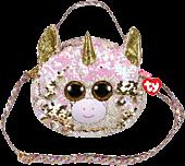 Beanie Boos - Fantasia the Unicorn Handbag   Popcultcha