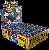 The Beatles - Yellow Submarine Titans Vinyl Figures Display (20 Units)