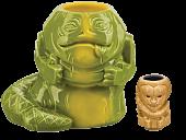 Star Wars - Jabba the Hutt Mug with Bib Fortuna Geeki Tiki Muglet 2-Pack