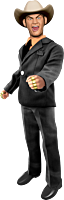 "Anchorman - Champ Kind Retro Style 8"" Action Figure"