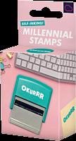 Bubblegum Stuff - Okurrr Self-Inking Stamp