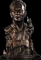 Frank Frazetta - Frank Frazetta Tribute Faux Bronze 1:1 Scale Life-Size Bust
