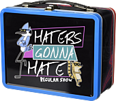 Regular Show - Haters Gonna Hate Tin Tote / Lunch Box