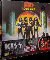 """Kiss - Love Gun 3.75"""" Action Figure Deluxe Box Set (2019 SDCC Exclusive)"""