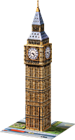 "3D Puzzle - Big Ben 16"" 3D Jigsaw Puzzle"