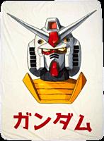 Gundam - Original Throw Blanket / Picnic Rug