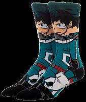My Hero Academia - Izuku 360 Character Men's Crew Socks (One Size)