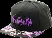 Batman - Joker Sublimated Bill Snapback Hat