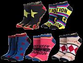 Birds of Prey (2020) - Women's Ankle Sock 5-Pack (One Size)