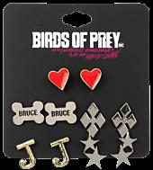 Birds of Prey (2020) - Harley Quinn Earring 5-Pack
