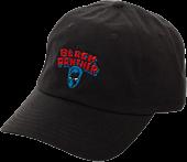 Black Panther - Blue Logo Embroidered Hat