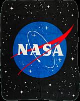 NASA - Coral Fleece Throw Blanket / Picnic Rug