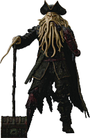 Pirates of the Caribbean: At World's End - Davy Jones Dynamic 8ction Heroes 1/9th Scale Action Figure