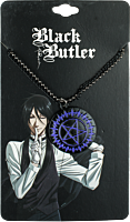 Black Butler - Pentacle Double Necklace