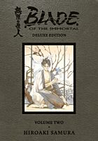 Blade of the Immortal - Deluxe Edition Volume 02 Manga Hardcover Book