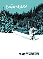 Blankets by Craig Thompson Hardcover