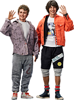Bill & Ted's Excellent Adventure - Wyld Stallyns 1/6th Scale Action Figure 2-Pack