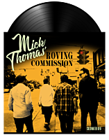 Mick Thomas & The Roving Commission - Coldwater DFU LP Vinyl Record