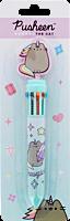 Pusheen - Cute & Fierce 10 Colour Pen