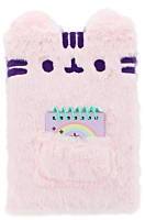 Pusheen - Cute & Fierce Plush Notebook