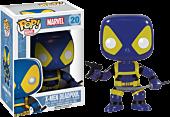 Deadpool - Deadpool X-Men Blue & Yellow Costume Pop! Vinyl Figure