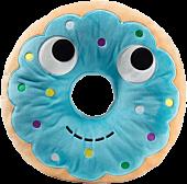 "Yummy World - Yummy Blue Donut 16"" Large Plush   Popcultcha"
