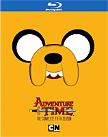 Adventure Time - The Complete Fifth Season - Part 1 BLU RAY