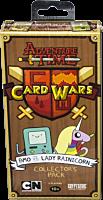 Adventure Time - Beemo vs Lady Rainicorn Card Wars Game