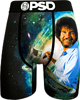 Bob Ross - Bob's Galaxy Boxer Brief | Popcultcha