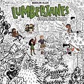 Lumberjanes - Colouring Book Paperback