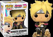 Boruto: Naruto Next Generations - Boruto Uzamaki Funko Pop! Vinyl Figure
