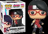 Boruto: Naruto Next Generations - Sarada Uchiha Funko Pop! Vinyl Figure