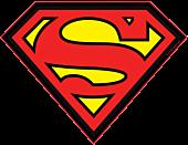Superman - Superman Logo Large LED Wall Light