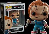 Bride of Chucky - Scarred Chucky Pop! Vinyl Figure Main Image