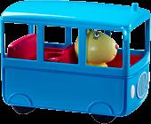 Peppa Pig - Peppa Pig's School Bus Vehicle | Popcultcha
