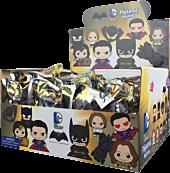 Batman vs Superman: Dawn of Justice - 3D Figural Keychain Display (24 Units)