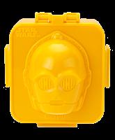 C-3PO Boiled Egg Shaper