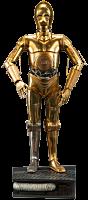 Star Wars - C-3PO Premium Format Statue