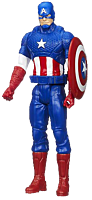 "Captain America 12"" Action Figure - Main Image"