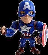"Captain America: Civil War - Captain America 6"" Metals Die-Cast Action Figure"