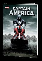 Captain America - Captain America by Ed Brubaker Omnibus Volume 01 Hardcover Book (DM Variant Cover)
