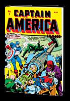 Captain America - Golden Age Omnibus Volume 01 Hardcover Book (DM Variant Cover)
