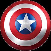 Captain America - The Winter Soldier - Captain America's Shield 1:1 Scale Replica