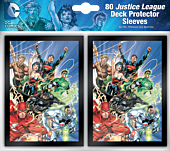 DC Comics - The Justice League Deck Protector Sleeves