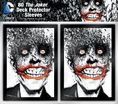 DC Comics - The Joker Deck Protector Sleeves